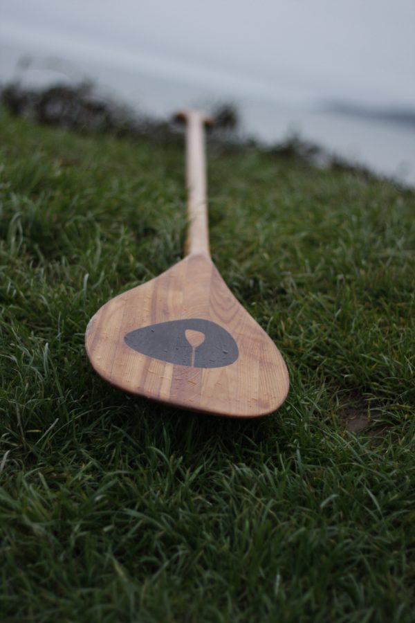 Wood SUP Paddle
