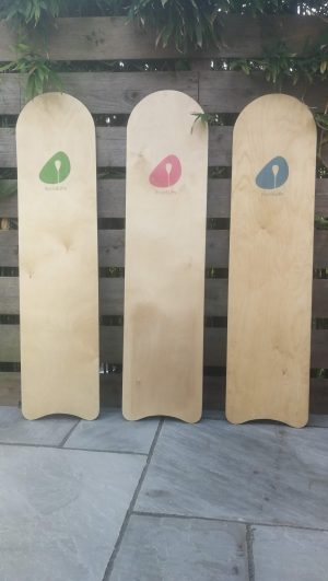 Belly Board Colours
